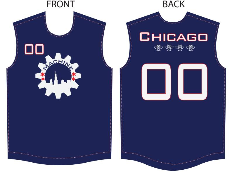 Dark Jersey Submission by Will Mims