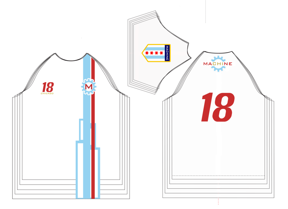 White Jersey Submission by Scott Wenzel