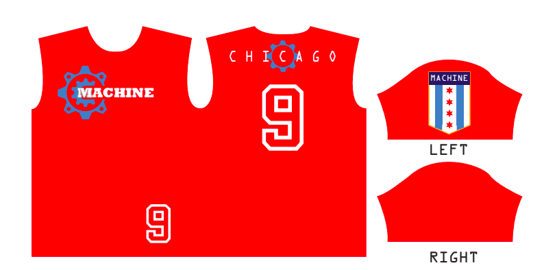 Dark Jersey Submission by Joe Simonelli