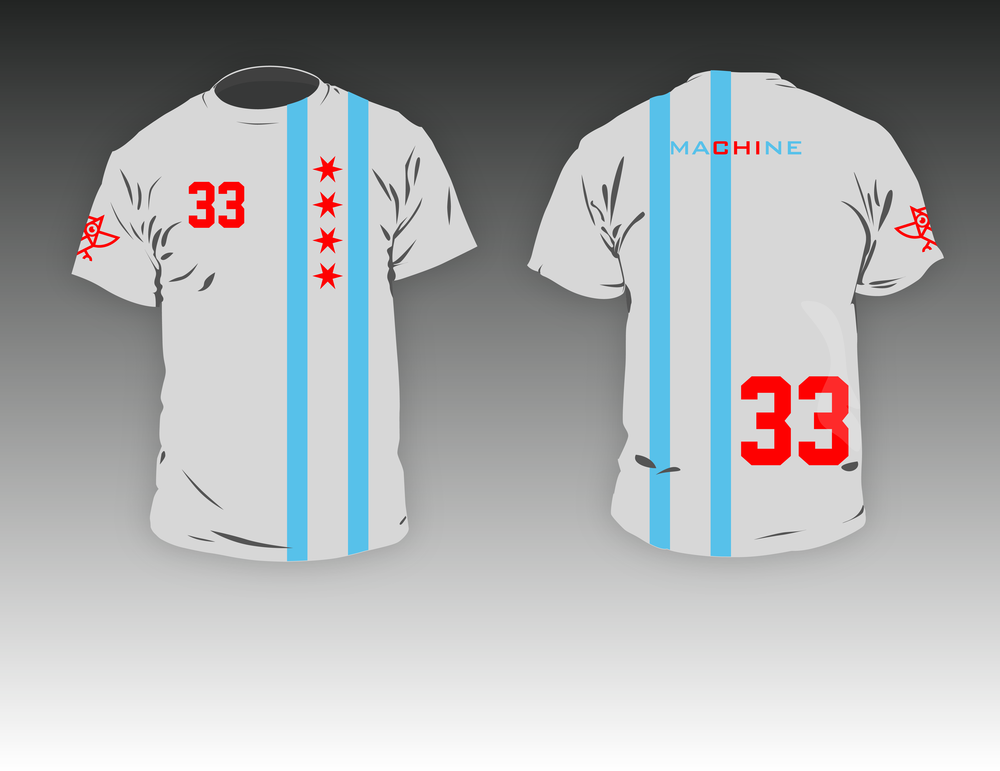 Jersey Submission by Mike Egan