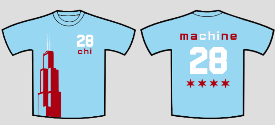 Jersey Submission by Cole Zielske