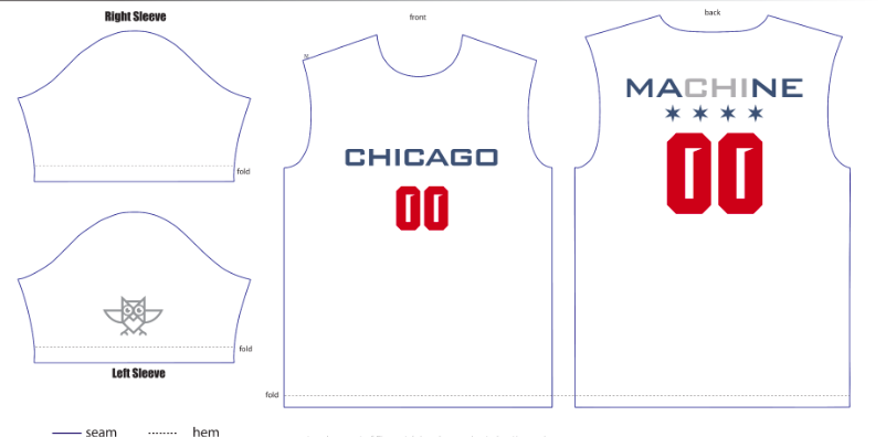 Jersey Submission by Jeff Korns