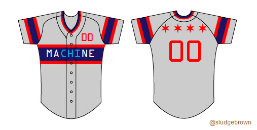 Jersey Submission by Sludge Brown