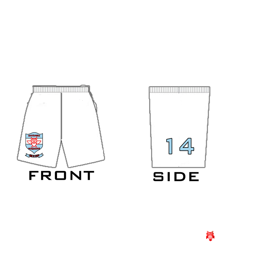 Shorts Design by Ben Priess