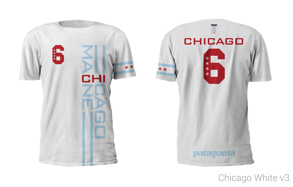 Jersey Design by Richard Taylor