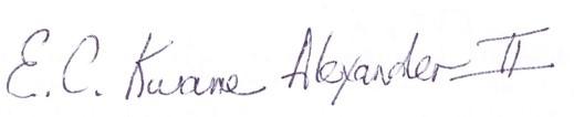 KA signature