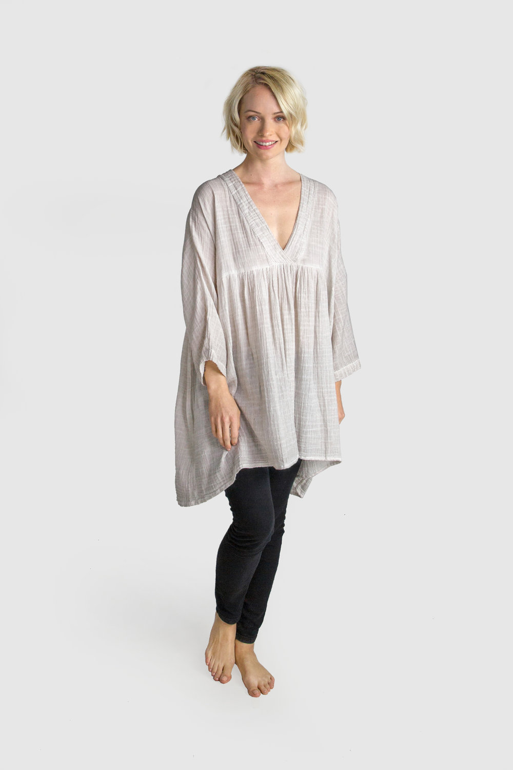 Copy of Elia Tunic Sand