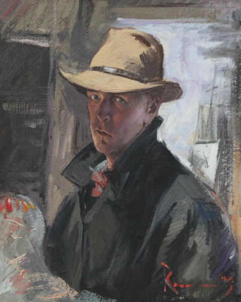 The Black Smock- Self Portait of Sam Robinson.jpg