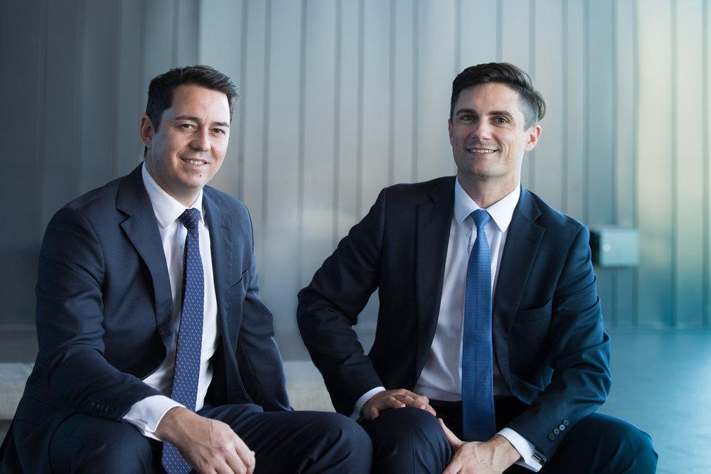 business team head shots