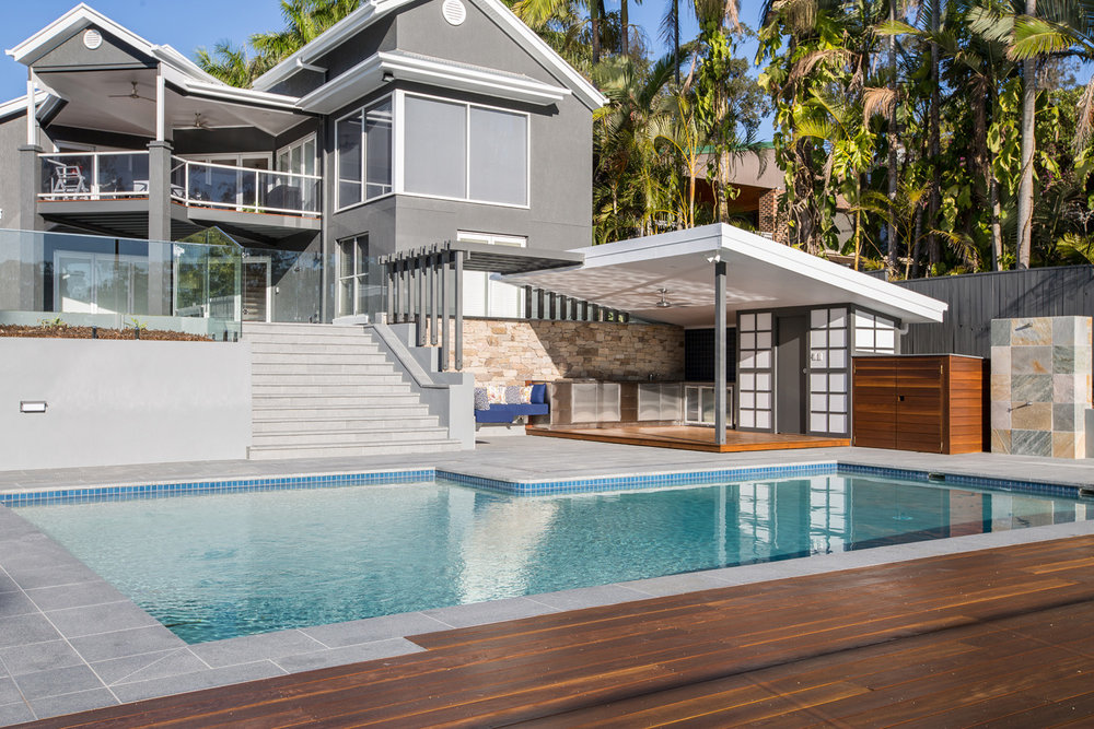 development renovation swimming pool