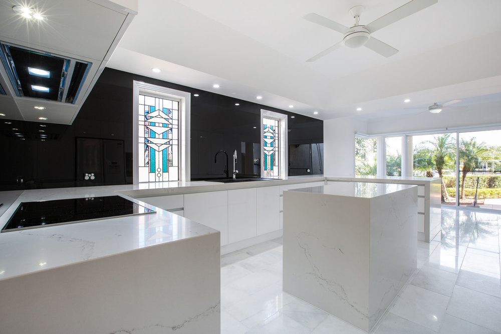 gold coast kitchens