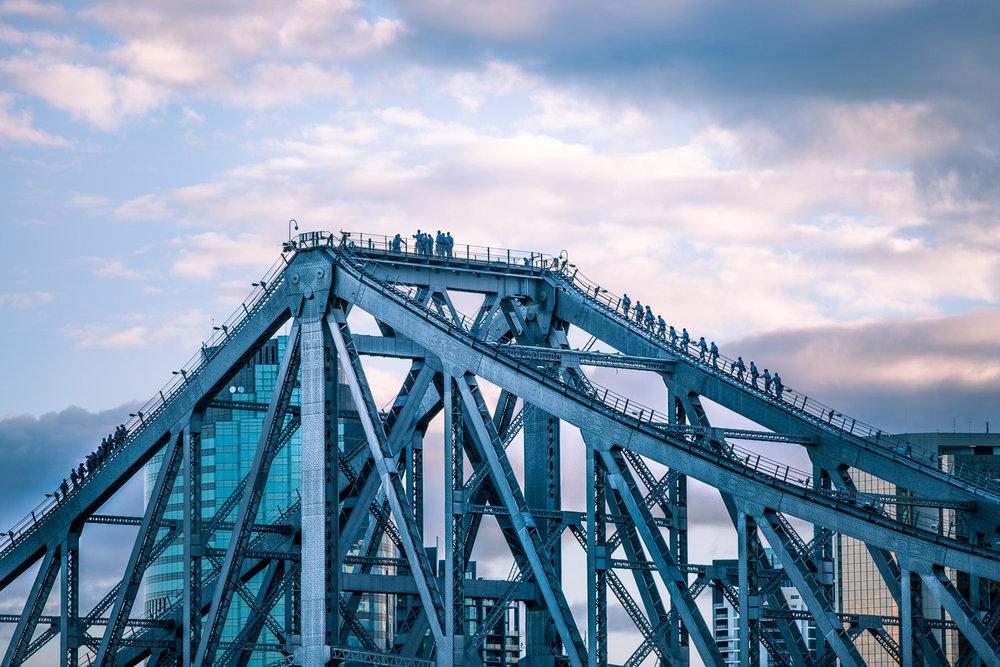story bridge climb