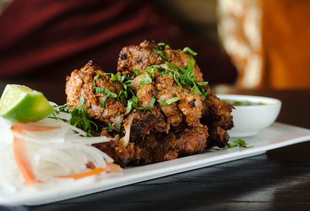 Bihari Chicken Wings