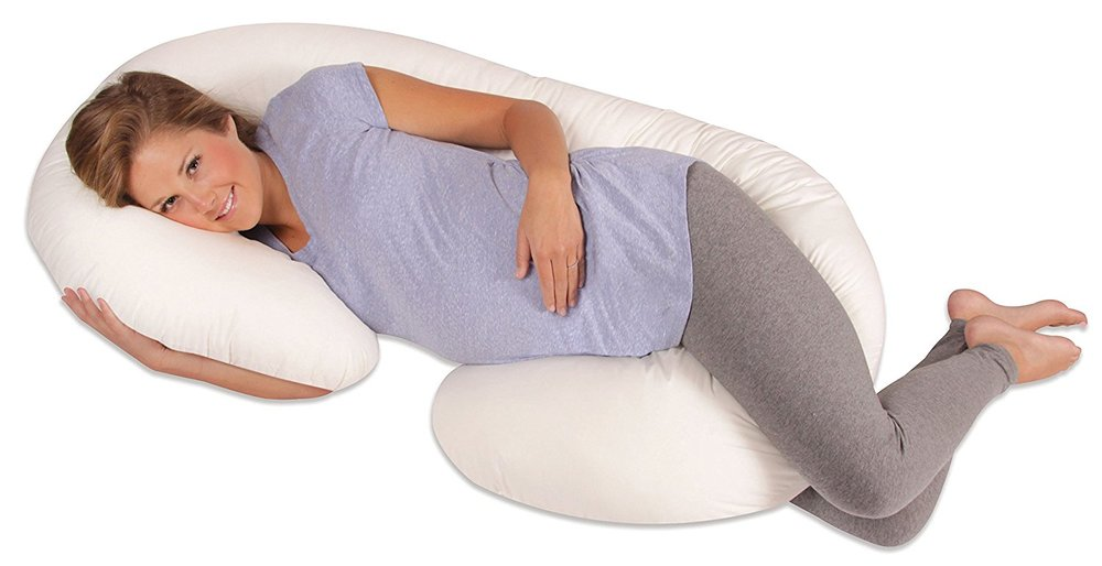 Pillow shapes for your body type (pregnant) - Try these pillows!