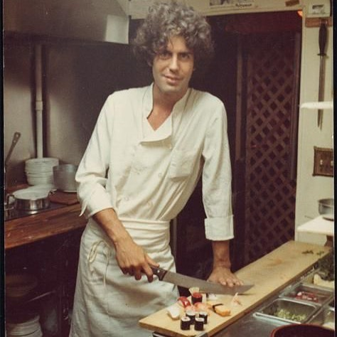 "Being disrespectfully called a ""baby Bourdain"" during a screen test was the highlight of my life. Rest easy chef, I wish we knew you just a little bit better and could have eased your pain a little bit more. RIP AB"