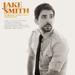 Jake Smith Everyone Comes From Somewhere Cover
