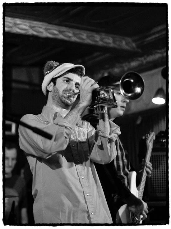 FLOW TRIBE SINGER K.C. O'Rourke / circa 2008