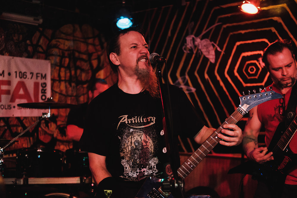 """""""Old Man Winter Can't Stop the Metal Underground…Mostly""""-Music In Minnesota -"""