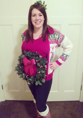 "Photo: Pinterest ""Ugly Maternity Sweater Ideas"""
