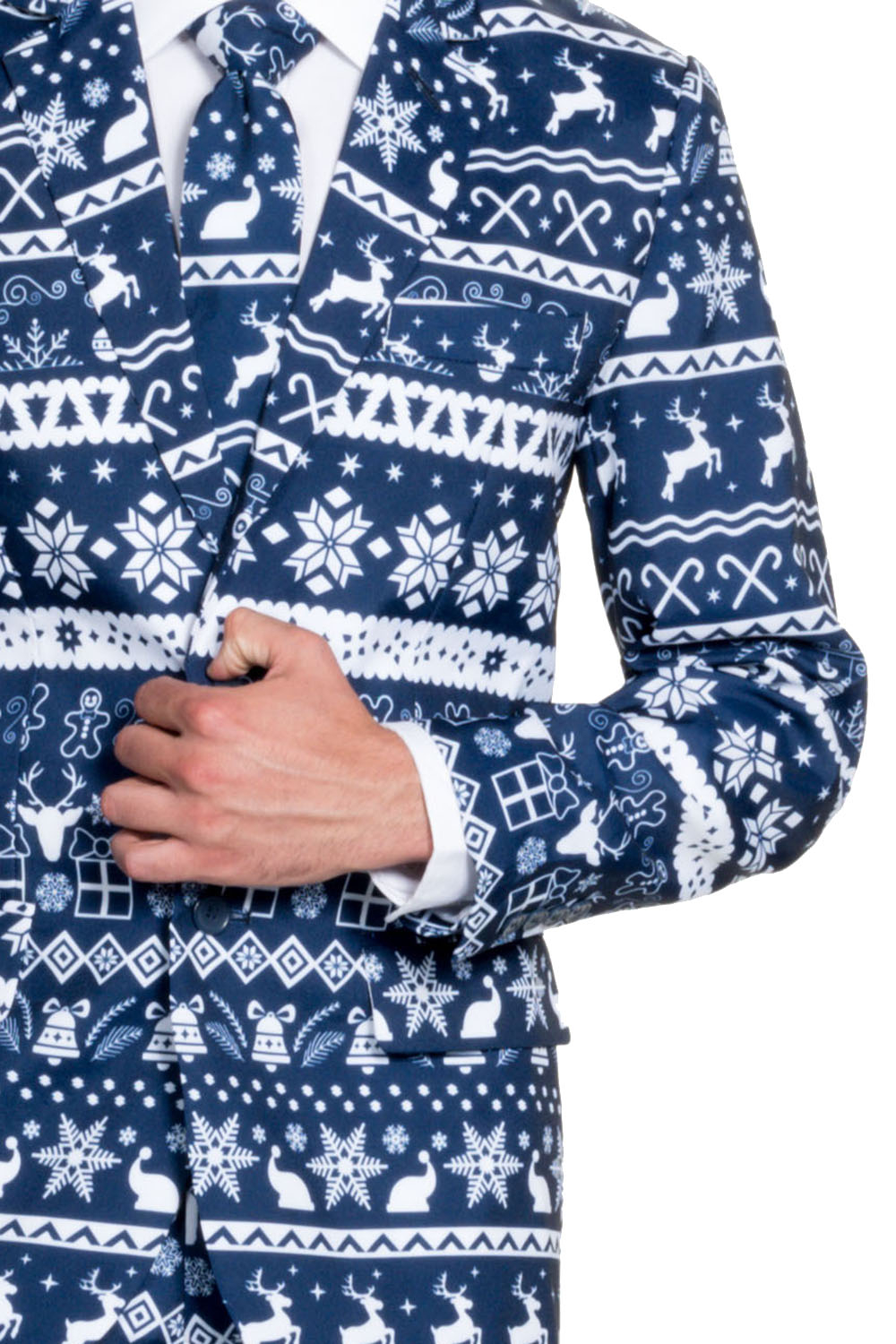 The Ugly Sweater Suit