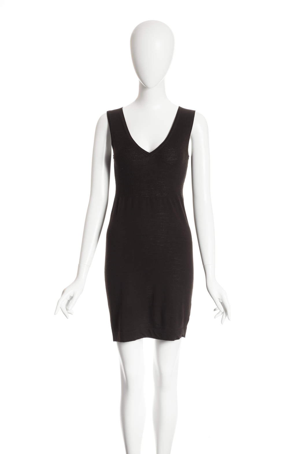 EUGENIE - Robe Charleston en tricot - 230$