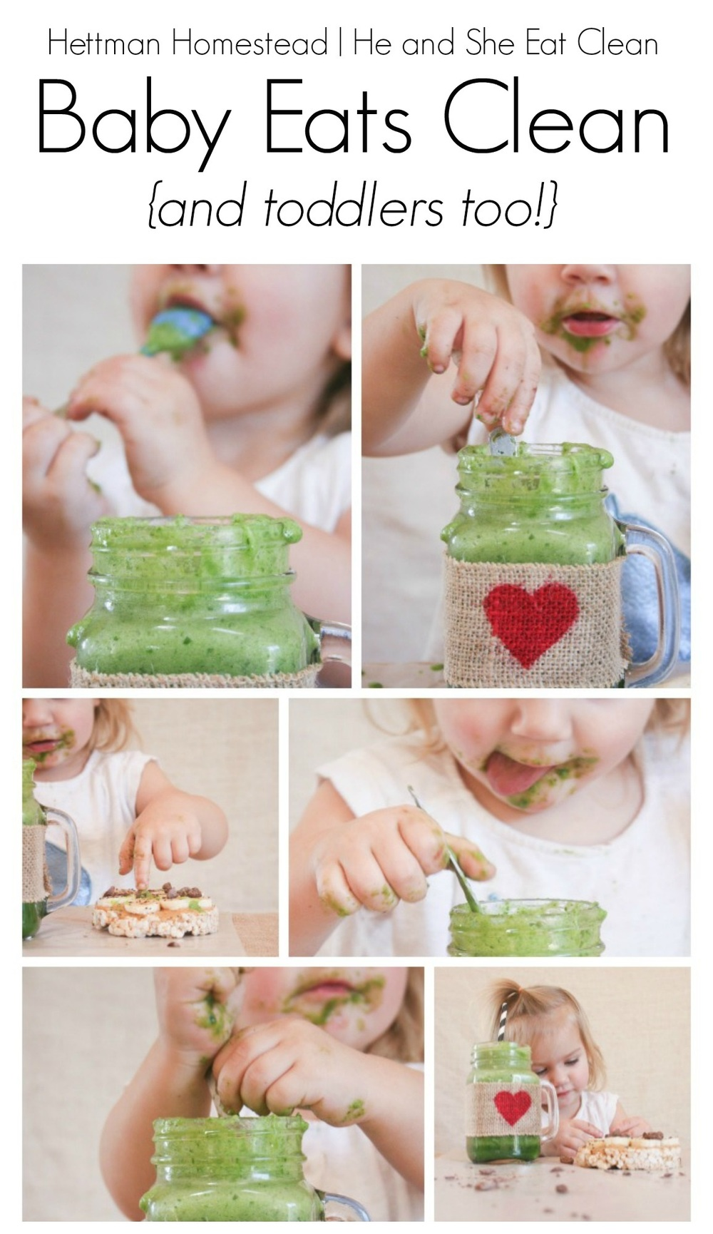 Healthy Recipes For Babies, Toddlers, and Kids