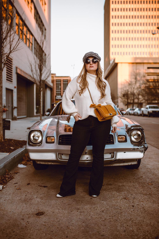70's fashion chic