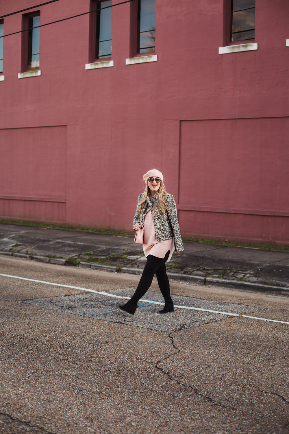Rework your pink wardrobe. How to style a pink wardrobe