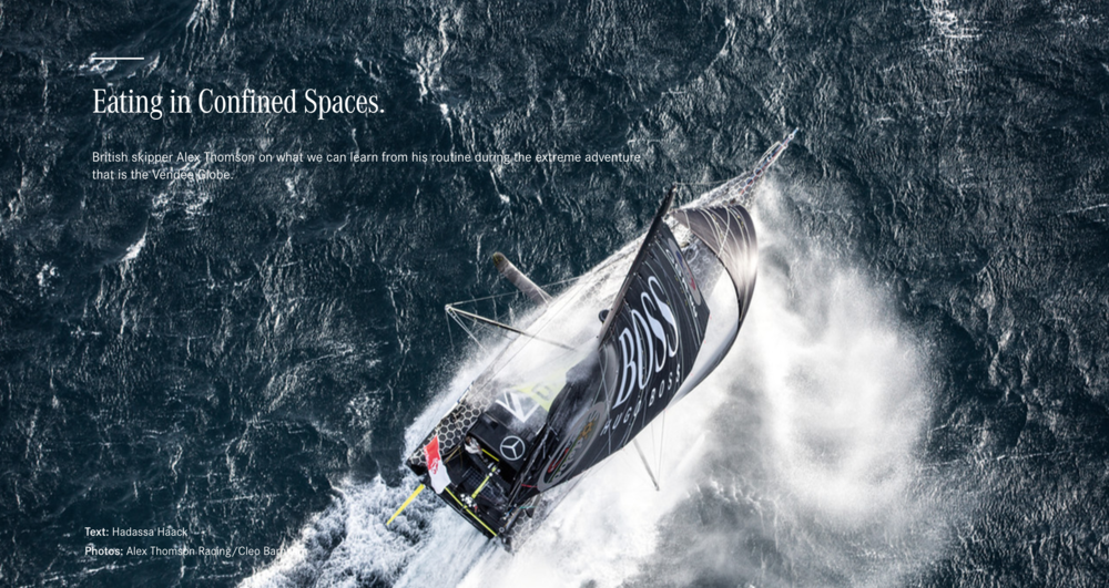 Photo © Alex Thomson Racing/Cleo Barnham