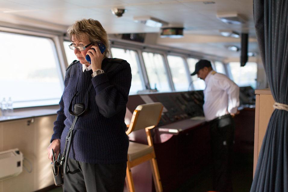 Joanne - Sea Pilot /Poutikanga Whakahaere Kaipuke