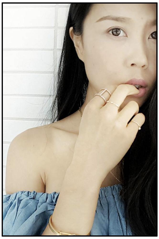 JENNY WU - THE ROCK RING