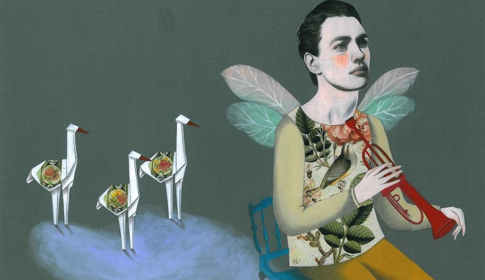 Art by Saba Soleymani
