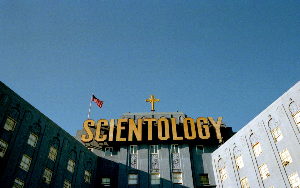 Scientology Headquarters, Hollywood, CA
