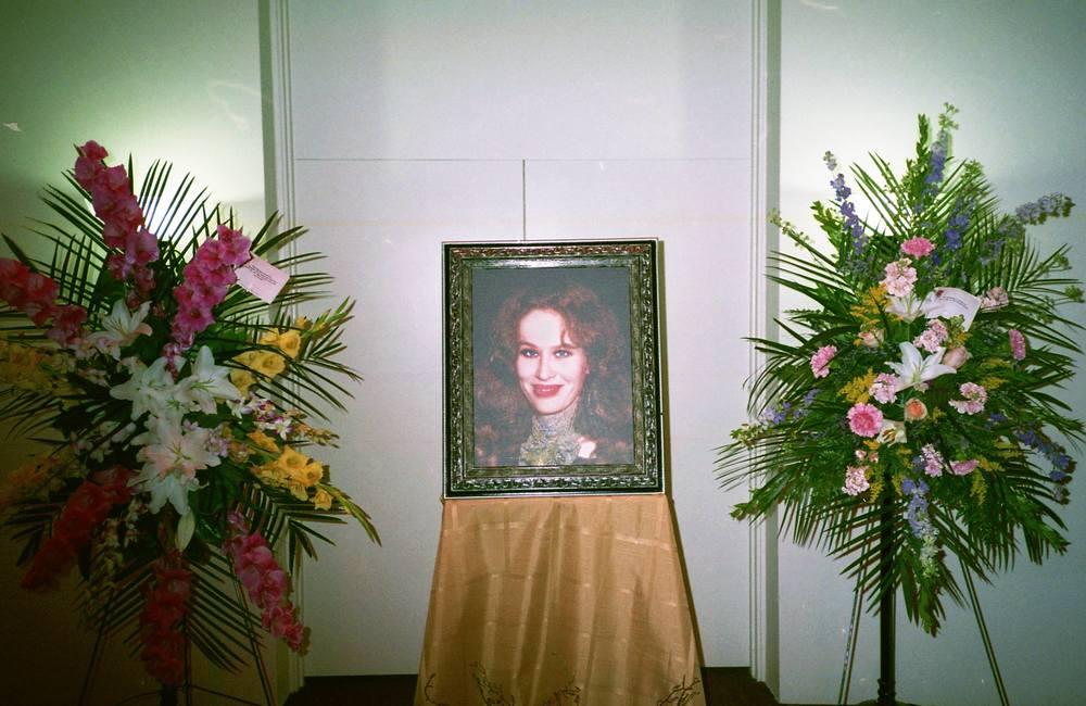 Karen Black Funeral, San Diego, CA
