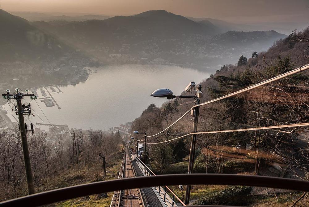 Sunset @Lago Di Como Nikon D810 - Nikkor 24-70 2.8G @31mm