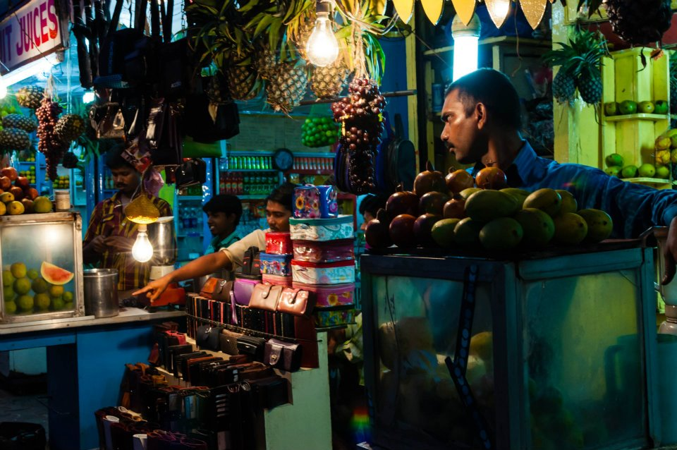 Street Market Nikon D800 - Nikkor 50mm f/1,8D