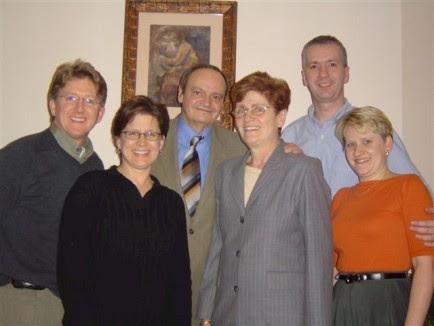 The Robinsons, Dr. & Mrs. Banhegyi, The Greszes