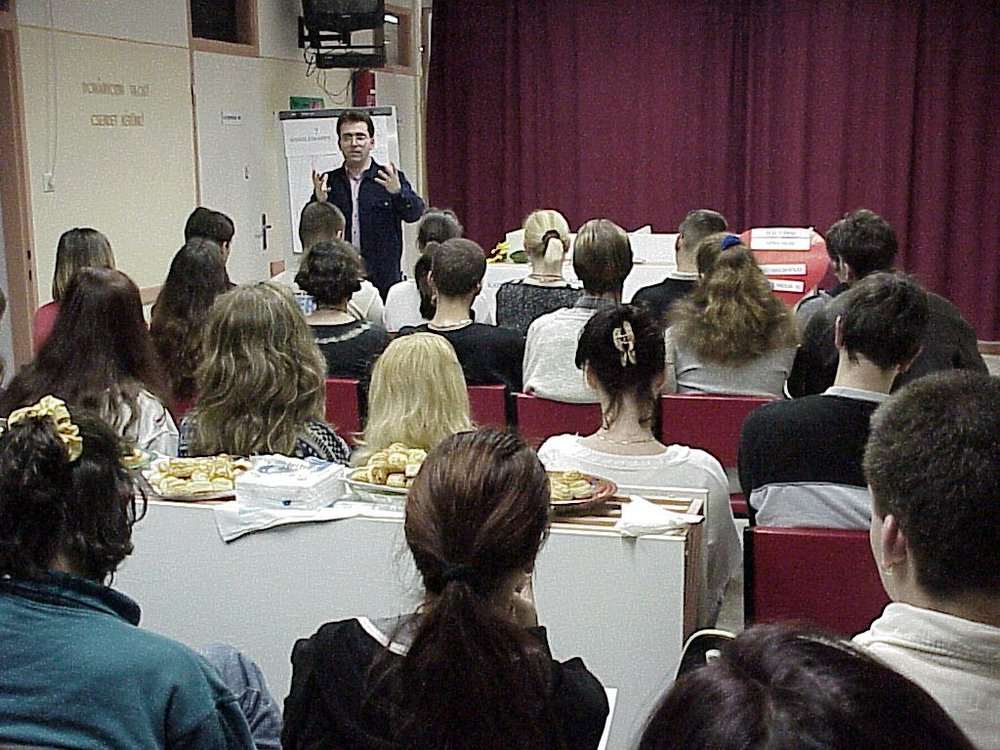 YTL Classroom lecture
