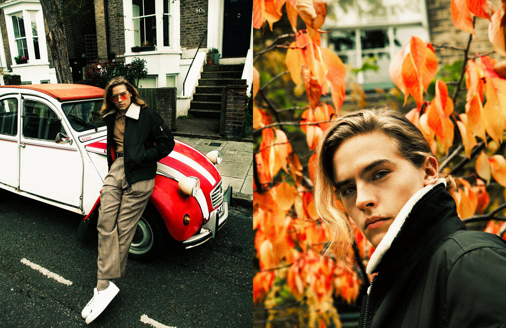Dylan Sprouse for Fault Magazine