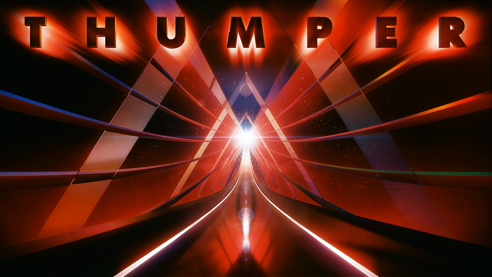 Thumper | A Rhythm Violence Game