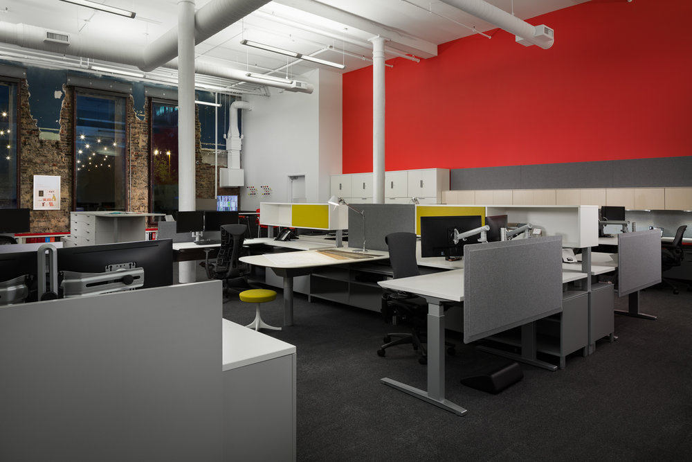 Office Environments - Birmingham AL Commercial Interiors Photogr