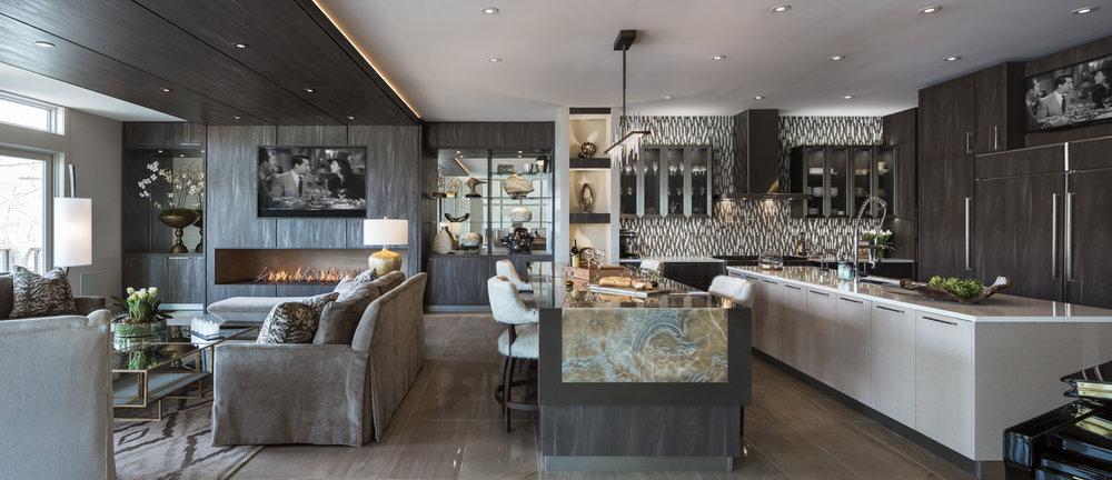 Modern Home Interiors Photography   Birmingham AL