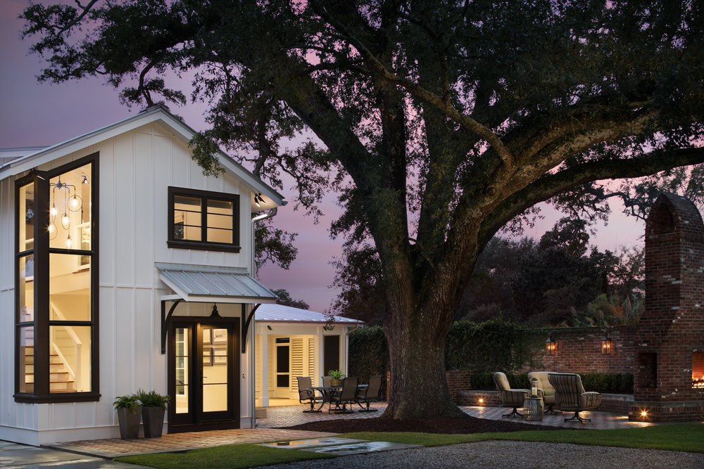 Lamantia - Historic beach house remodel in Pass Christian Mississippi photographed for Watters Architecture and TruStile Doors