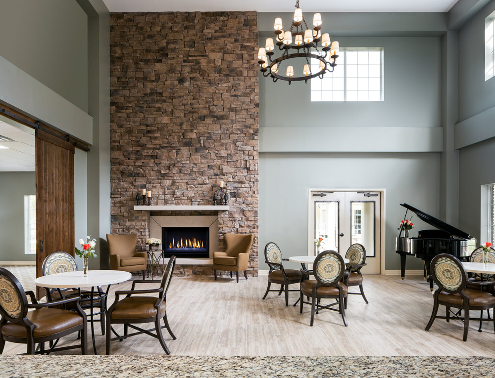 River Highlands Interiors Photography