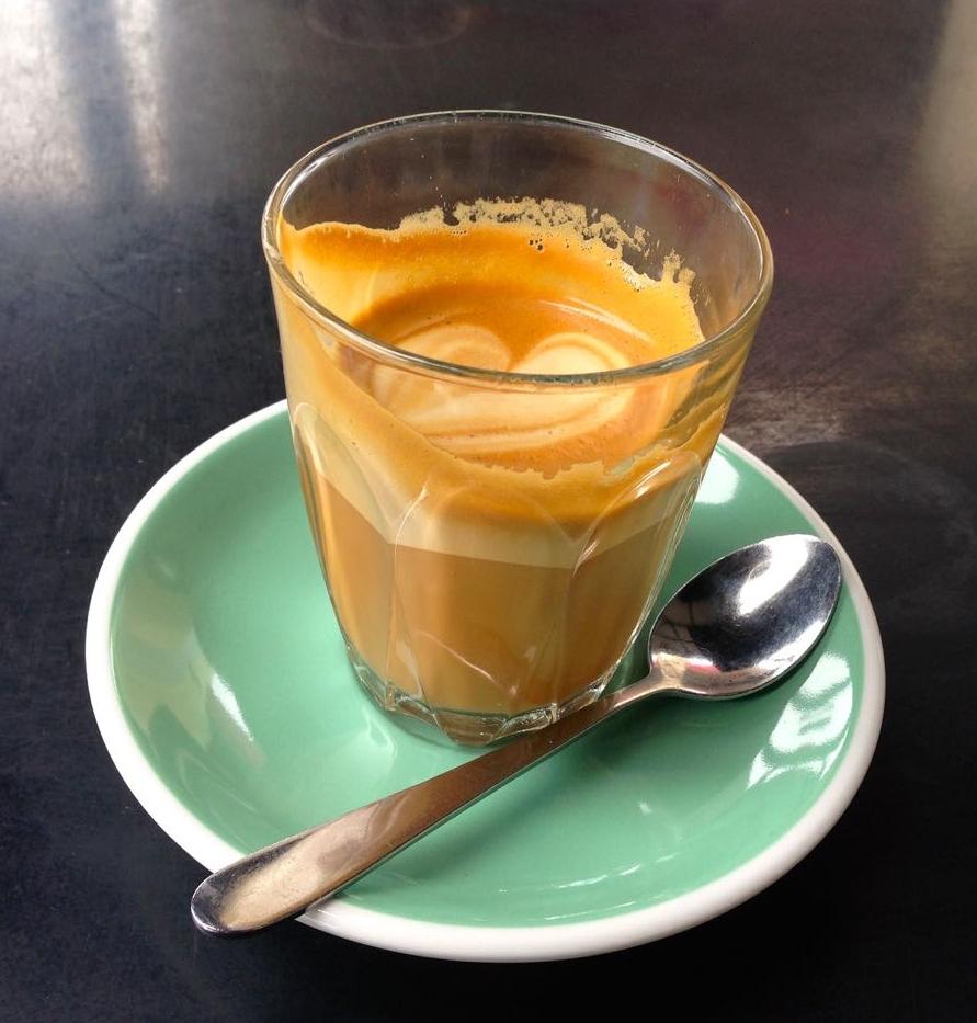 Coffee at OG