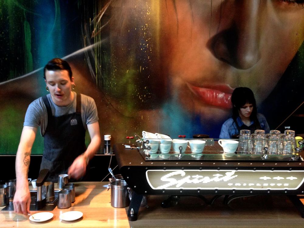 Axil Coffee
