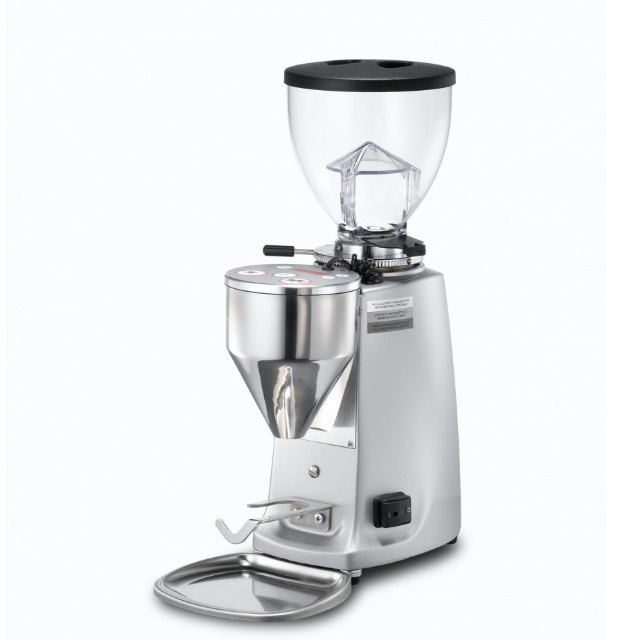Mazzer Mini. A workhorse that will satisfy almost everybody.