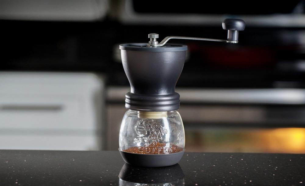 The Evengrind coffee grinder