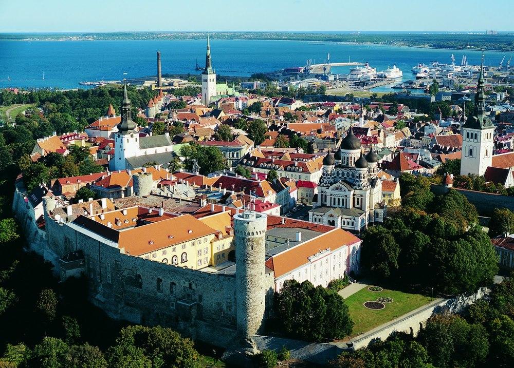 Like you needed another reason to visit Tallinn, Estonia.