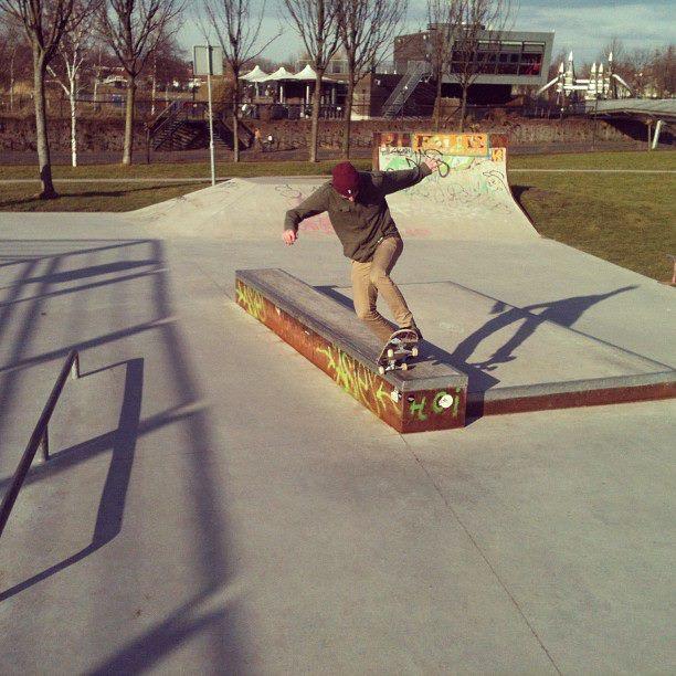 Skatepark Griftpark Utrecht